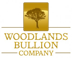 The Woodlands Bullion Company Logo
